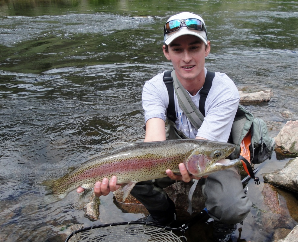 River hills outfitters fishing reports guadalupe river for Guadalupe river trout fishing